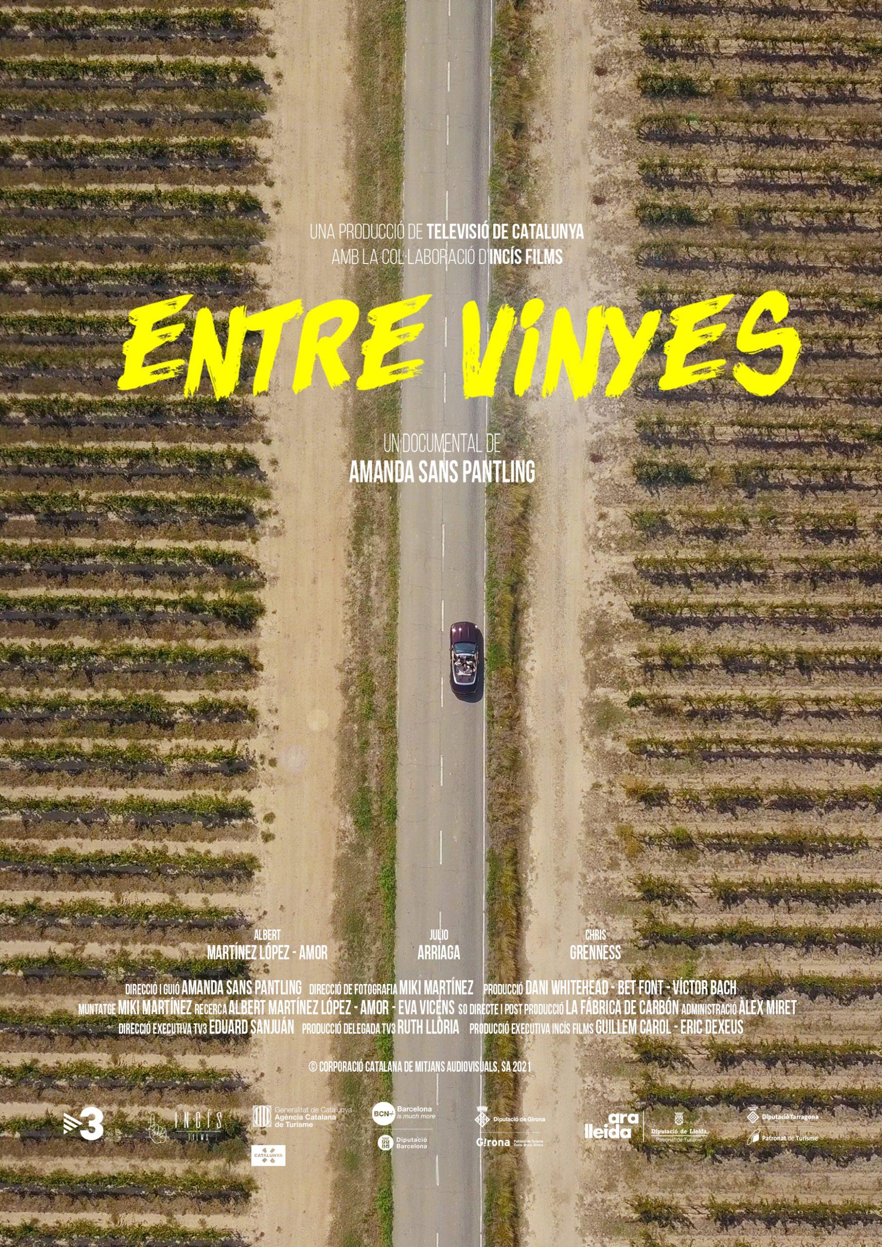 Entre Vinyes TV3